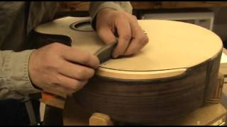 Luthier Tips du Jour - The Arm Bevel