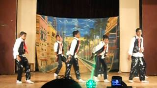 Annual Day Dance 2011 @DAV BHEL School Ranipet