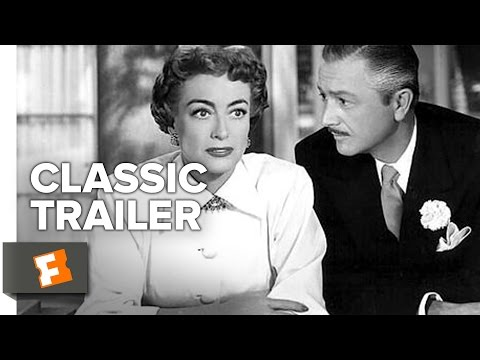 Goodbye, My Fancy (1951) Official Trailer - Joan Crawford, Robert Young Movie HD