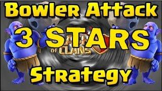 3 STELLE A TH10 CON BOCCIATORI/IN LIVE/strategie con bocciatori per fare 3 stelle a th10 in war/ITA