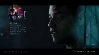 Until Dawn PS4 Pro boost Mode
