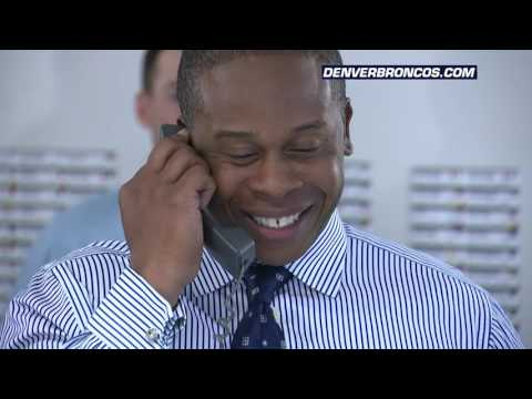 Carlos Henderson gets the call