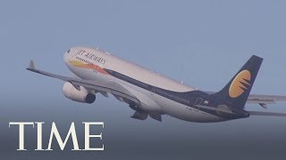 Airline Passengers Suffered Bleeding Ears & Headaches After Pilots Forgot To Pressurize Cabin | TIME thumbnail
