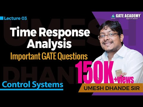 Time Response Analysis - Control Systems, Important GATE questions