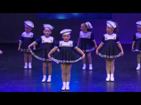 ON THE GOOD SHIP LOLLIPOP - Tiny Tots Song & Tap 2015