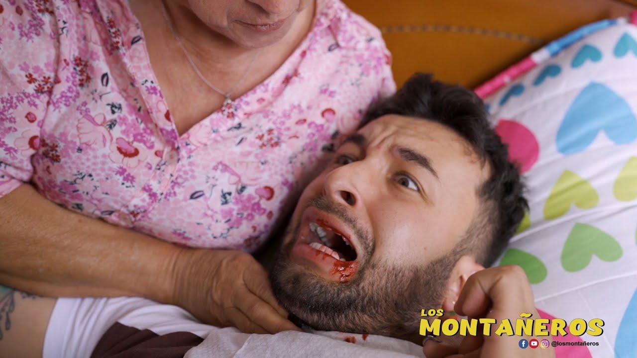 LA SACADA DE MUELA  -  LOS MONTAÑEROS