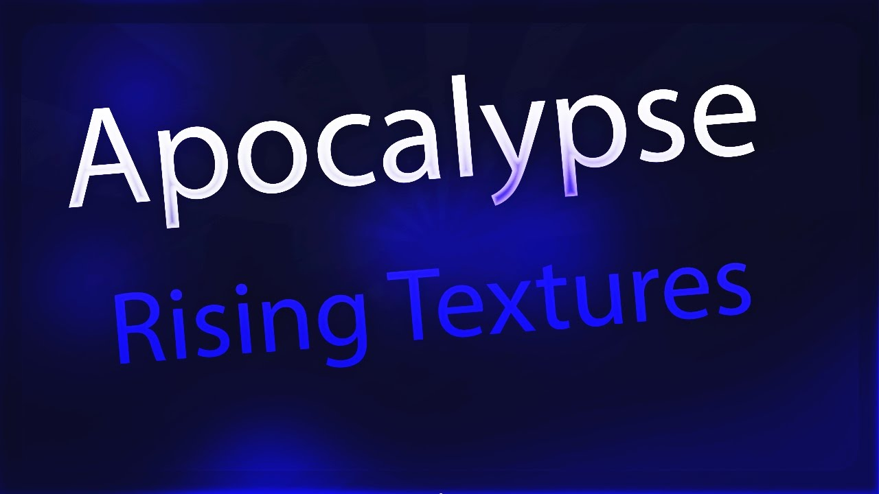 Roblox How To Change Apoc Textures Youtube Official 2012 retexture for new roblox! roblox how to change apoc textures