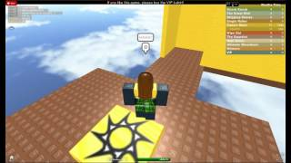 Takeshi's Castle Obby, ROBLOX, with k9gal18, part 2