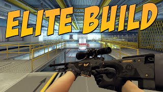 CS:GO - AWP | Elite Build Gameplay