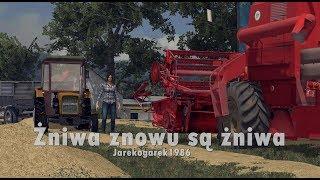 ☆ Żniwa znowu są żniwa - Wersja Farming Simulator 17 ㋡ Jarekogarek1986