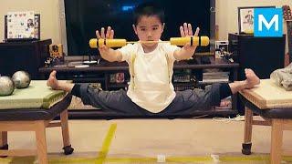BRUCE LEE\'s Next Generation - Ryusei Imai | Muscle Madness