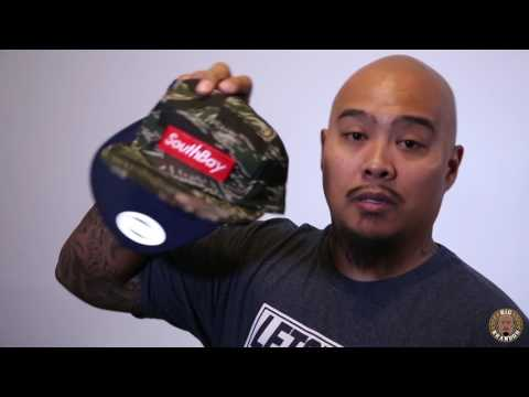 How to Start a Clothing Brand - 5 Panel hat vs 6 Panel hat