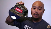 04be3d0be3d New pick up  Supreme Black herringbone donegal 5 panel camp cap and ...
