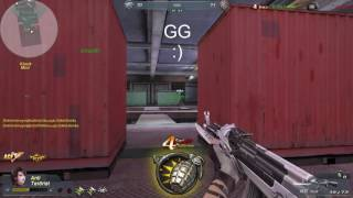 Global Strike I Tried get Headshot Kills