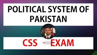 Political System of Pakistan - Urdu / Hindi