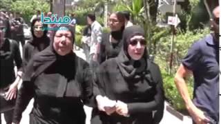 فيديو| شقيقة سامى العدل تدخل فى نوبة بكاء حزنًا على رحيله