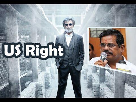 Rajini's Kapali US Right Of Rs 8.5 Crore ...! - Kalaipuli .S.Thanu - entertamil.com