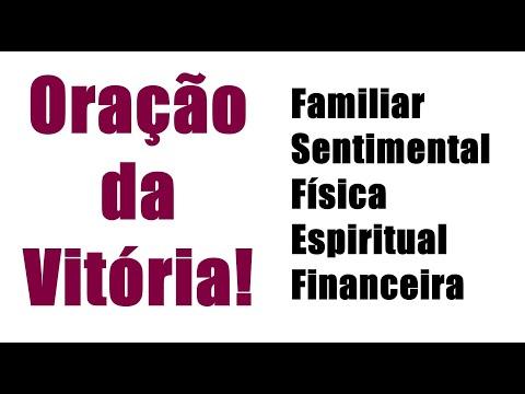 Oração da Vitória Pr. José Carlos