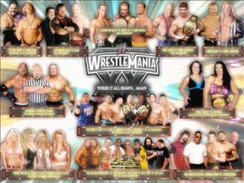 Wrestling Observer Reviews Wrestlemania XX 2004