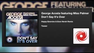 George Acosta feat. Miss Palmer - Don