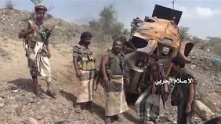 Yemeni forces foiled Saudi mercenaries' infiltration at the west of Qatba city of Yemen's Adale