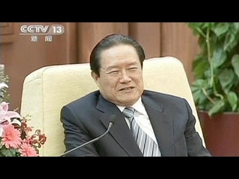 China: Ex-security chief Zhou Yongkang charged with corruption