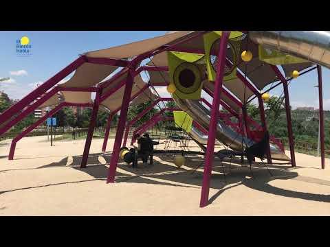 Parque Dino de Madrid