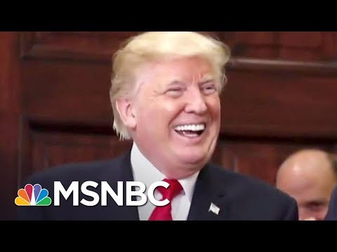 Lawrence And Maddow On Donald Trump