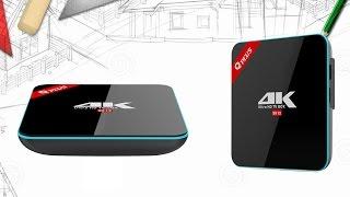 Trên tay Android TV Box Qplus cấu hình 3G/32G khủng. Hàng chính hãng EnyBox