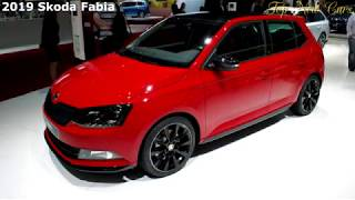 New Amazing Skoda Fabia of 2019