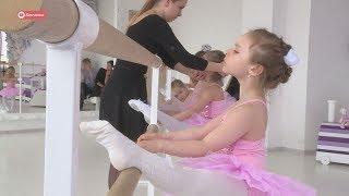 Юные балерины Камчатки
