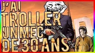 J'AI TROLLER UN MEC DE 30 ANS !!!