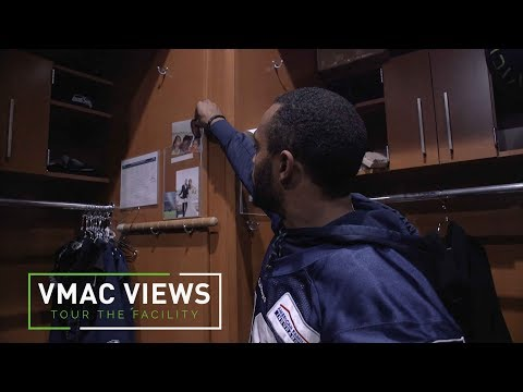 VMAC Views - Doug Baldwin's Locker