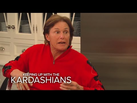 KUWTK | Bruce Jenner Needs More Space | E!