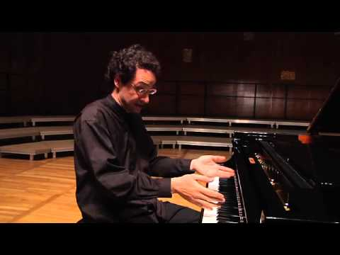 Shai Wosner Talks Schubert | Cal Performances