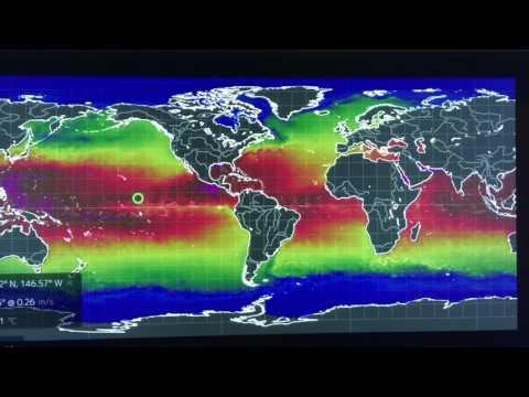 Unprecedented? Jet Stream Crosses Equator.