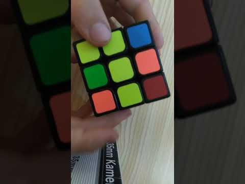 Cube (Zauberwürfel) lösen!!! Mega einfach!!!