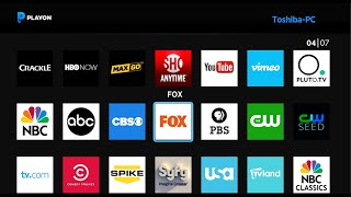 New PlayOn Channel For Roku