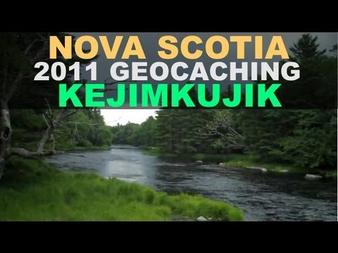 Kejimkujik National Park - 2011 geocaching backcountry challenge preview #1