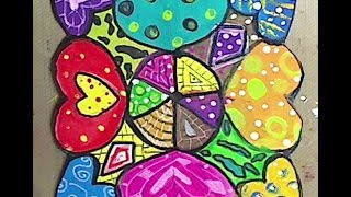 Make your own Coloring Pages-CHEAP AND EASY!