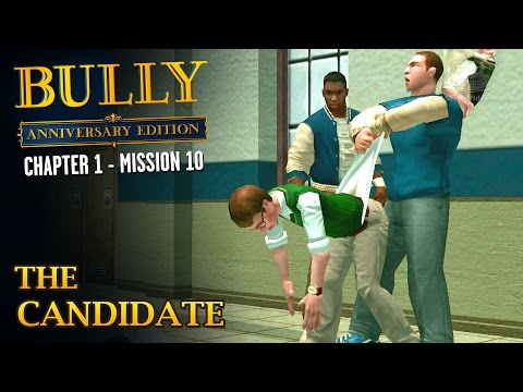 Bully: Anniversary Edition - Mission #10 - The Candidate