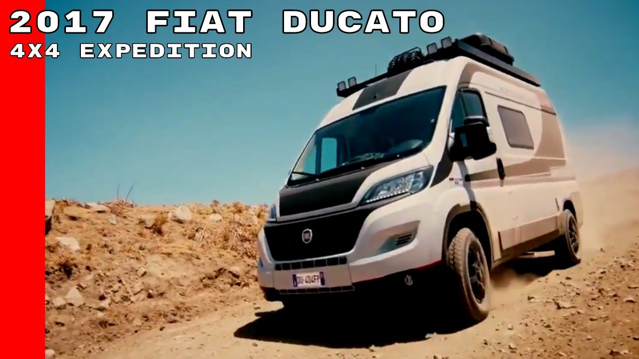 2017 fiat ducato 4x4 expedition youtube. Black Bedroom Furniture Sets. Home Design Ideas