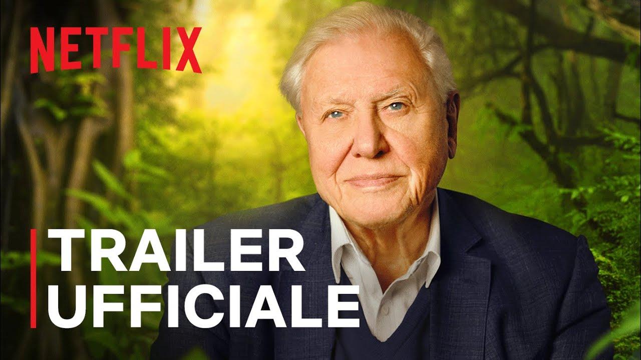 David Attenborough: una vita sul nostro pianeta | Trailer ufficiale | Netflix