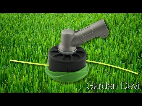 AGP S.r.l. - Garden Devil Tap&Go universal head - Testina Universale