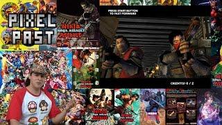 Pixel Past - Ninja Assault [LightGun Shooter - Namco - Arcade & PS2]