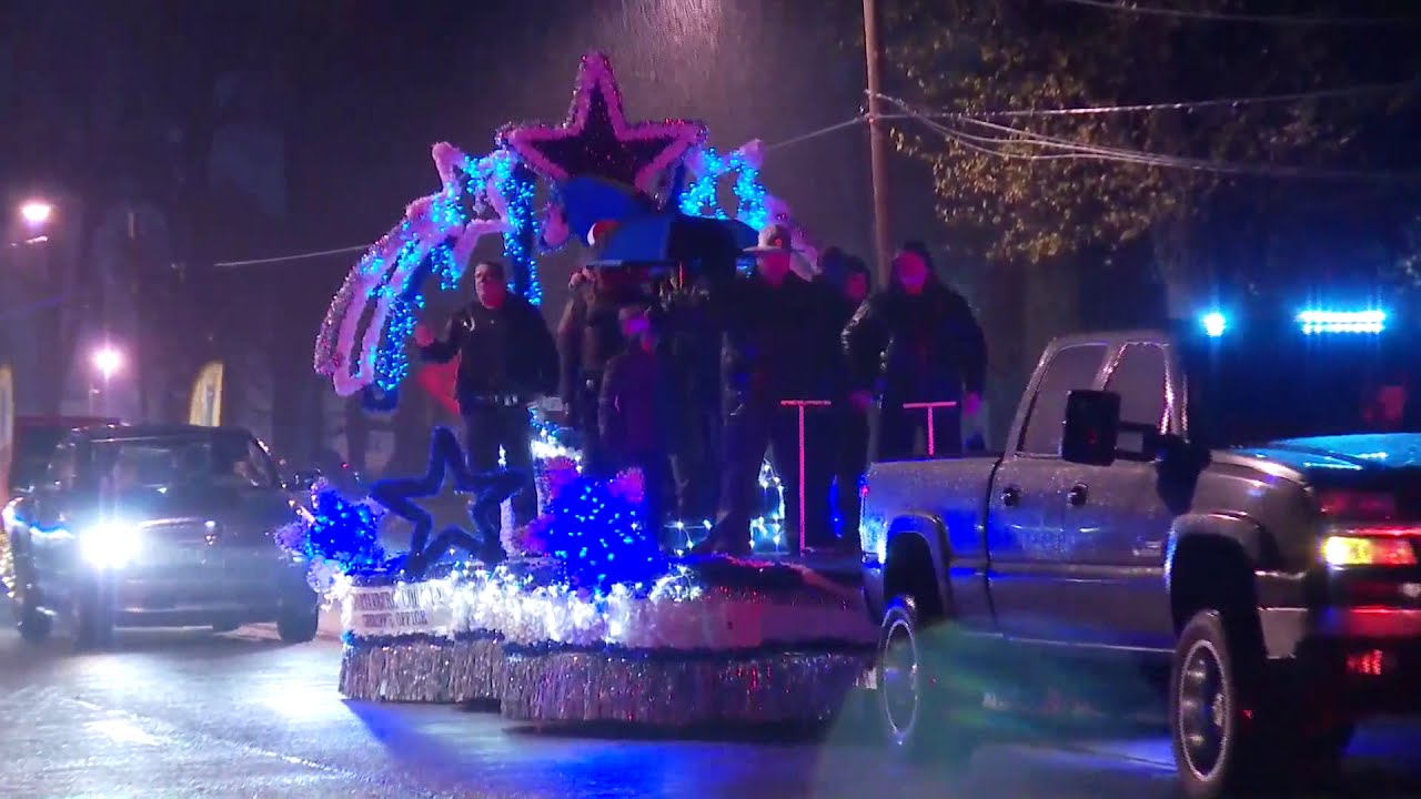 Watch the 2019 Spartanburg Christmas Parade (FULL)   YouTube