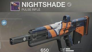 Nightshade Review  Destiny 2