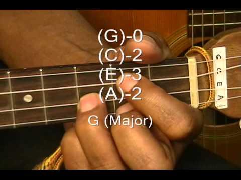 Ukulele Chord Form Tutorial 190191uke Iz Style Rainbow Chord