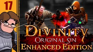 Let's Play Divinity: Original Sin Enhanced Edition Co-op Part 17 - Evelyn Boss Fight & Zombie Jake