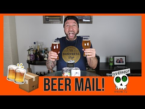 FROM BRAZIL TO CANADA | Beer Mail | Overhop Canada